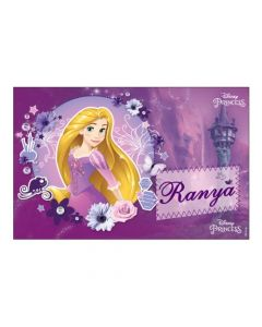Tangled/Rapunzel personalized Placemats