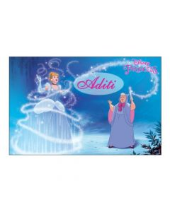 Disney Cinderella personalized Placemats