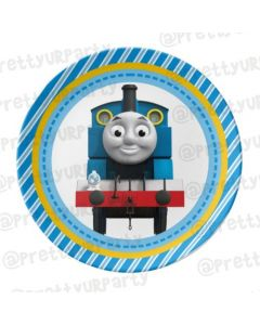 Personalised Thomas the Train Plate