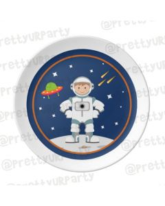 Personalised Space Plate