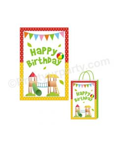 Playground Theme Khoi Bag / Pinata