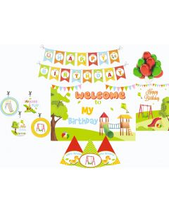 Play Ground Decorations Package - 70 pieces