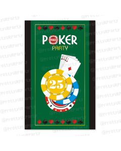 Poker Centerpieces