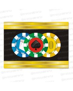 poker table mats
