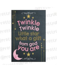 Twinkle Girl Poster 03