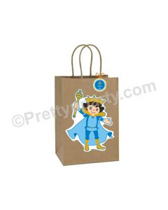 Prince Theme Gift Bags - Pack of 10