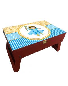 Prince Folding Storage Table