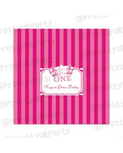 Princess 1st Chocolate Wrappers