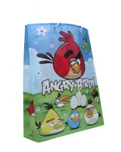 angry birds carry bag