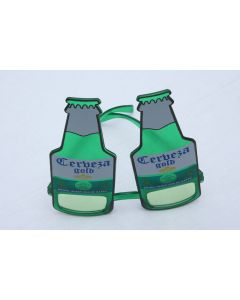 beer bottle goggles