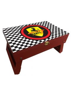 Race Car Folding Storage Table