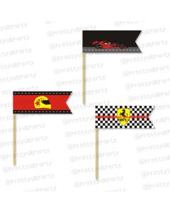 race car party theme picks