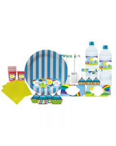 Rainbow Tableware Package