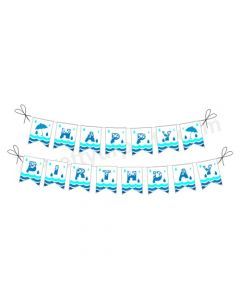 Monsoon Theme Bunting