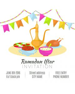 Eid Iftar Invitations 01