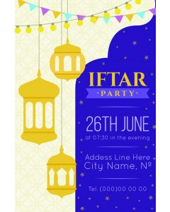 Eid Iftar Invitations 02