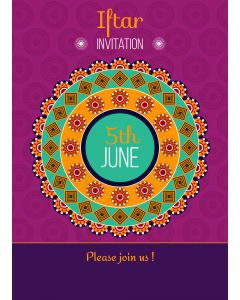 Eid Iftar Invitations 03