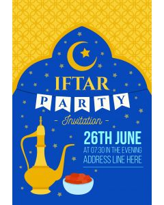 Eid Iftar Invitations 04