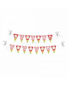 Little Red Riding Hood Theme Bunting