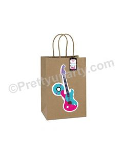 Girly Rockstar Gift Bags - Pack of 10