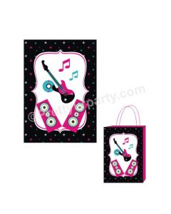 Girly Rockstar Theme Khoi Bag / Pinata