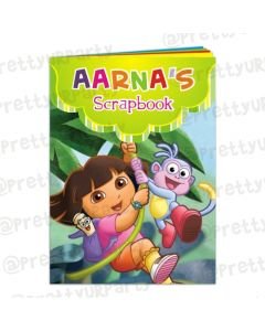 Dora the Explorer Scrap Book