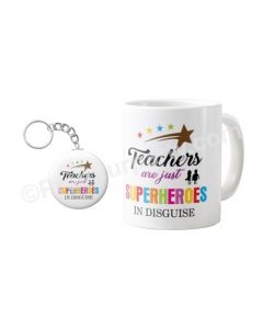 Teachers Are Superhero Teachers Day Combo