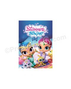 Shimmer and Shine Theme Centerpieces