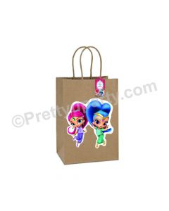 Shimmer and Shine Gift Bags - Pack of 10