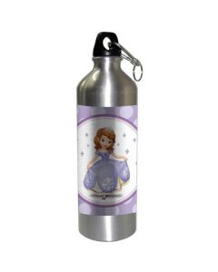 Sofia the first inspired sippers/ waterbottles  With Name