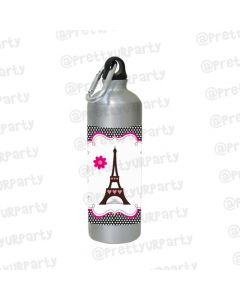 Personalised Paris Inspired Sippers / Waterbottles