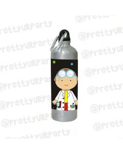 Personalised Mad Scientist Sippers / Waterbottles