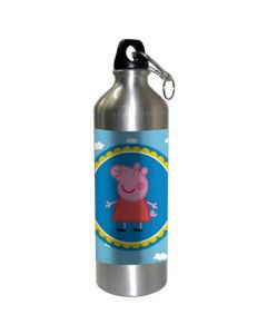 Peppa pig inspired sippers/ waterbottles