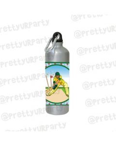 Personalised cricket Sippers / Waterbottles