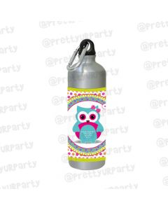 Personalised GirlyOwl Sippers / Waterbottles