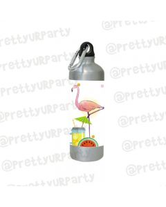 Personalised Flamingo Sippers / Waterbottles