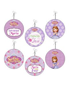Sofia the first Enchanted Garden Party Danglers