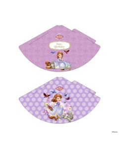 Sofia the first Enchanted Garden Party Caps