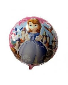 "Sofia the first 18"" Foil Balloon"