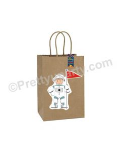 Space Theme Gift Bags - Pack of 10