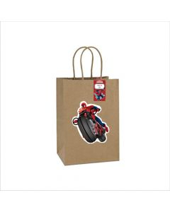 Spiderman Gift Bags - Pack of 10