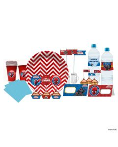 Marvel Spider Man Tableware Package