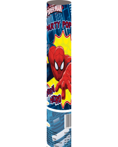 Spiderman Party Popper