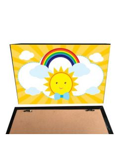 Sunshine Theme Pinboard