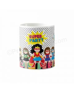 Personalized Supergirl Mug