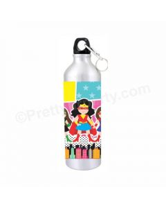 Personalized Supergirl Sippers / Waterbottles