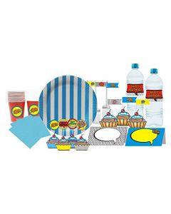 Superhero Tableware Package