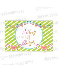 Merry and Bright Table Mats