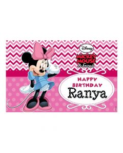 Minnie Mouse Table Mats