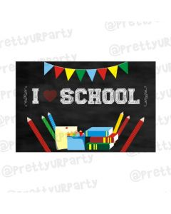 Back to School Table Mats